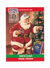 Santa Claus Surprises in 2013 Topps Strata Football 13