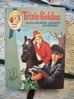 Trixie Belden #8 The Black Jacket Mystery (Cameo Edition)