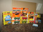 Matchbox Lot of 8 1970 Volkswagen T2 Samba VW Bus Kombi Variation Lesney 70