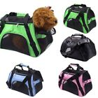 Dog Cat Rabbit Puppy Carrier Crate Bed Portable Pet Kennel Travel Fabric Bag