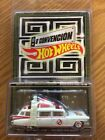 Hot Wheels 2015 Mexico 8th Convention GHOSTBUSTERS ECTO 1 Glow in the dark