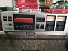 Wollensak 3M 8055 8 Track Tape Deck player recorder high end 5 blanks included!