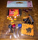 Jolees Boutique Dimensional Scrapbook Stickers Trick or Treat Halloween Candy