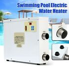 15KW 220V Swimming Pool  SPA hot tub electric water heater thermostat US