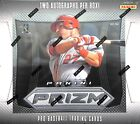 2012 Panini Prizm Baseball Sealed Hobby Box