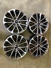 4 NEW Takeoff 2005 2019 Ford F150 FX4 18 Factory OEM Gray Machined Wheels Rims