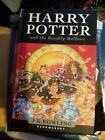 Harry Potter And The Deathly Hallows First Edition