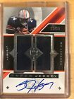 Bo Jackson Upper Deck Super Jersey On Card Autograph!! 15 WOW!!!