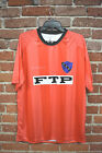 FTP F#%K THE POPULATION SOCCER JERSEY BY F#$K UPS, ORANGE XL HUF SUPRME USA MADE