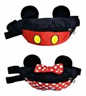 Disney Mickey or Minnie Mouse Kids Fanny Pack Children Small Adults Brand NEW