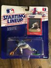 Kenner Starting Lineup - Willie Randolph (1988) - Factory Packaging
