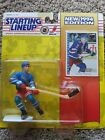 New York Rangers Brian Leetch Starting Lineup Kenner. 1994 Edition NHL. NHLPA