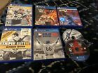Playstaion 4 Games Lot