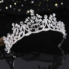 Vintage Crystal Tiara Crown Wedding Head Bands Prom Party Queen Diadem