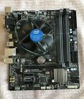 Gigabyte GA Z97M DS3H Motherboard w i5 4590 33 Ghz Processor  16GB Ram