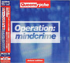 クィーンズライク Operation: Mindcrime JAPAN CD TOCP-70121•22 2006 OBI