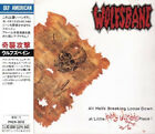 WOLFSBANE All Hell's Breaking Loose Down At Little K JAPAN CD PHCR-3012 1990 OBI