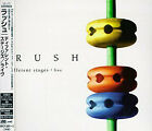 RUSH Different Stages JAPAN CD AMCY-2891-3 1998