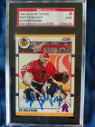 1990-91 Score Traded #103T Ed Belfour RC Rookie Signed AUTO SGC