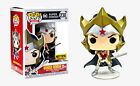 Funko Pop! DC Super Heroes Flashpoint Wonder Woman #238 Hot Topic Exclusive NIB