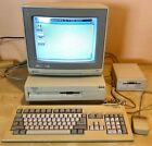 Commodore Amiga 3000 Complete w/Monitor-Keyboard-Mouse-Kickstart/Workbench disks