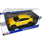 Maisto Lamborghini Urus SUV 118 Diecast Model Car Yellow