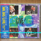 Mr.Big ‎– Live! Raw Like Sushi 1990 Japan Edition Sample CD in SEALED Condition!