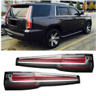 LED Tail Lights for Chevrolet Suburban Tahoe 2015 2019 Rear Light Escalade Style