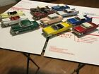 Lot of 11 diecast Cars models 1 43 Scale models of yesteryear matchbox vitisse