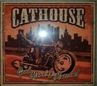 CATHOUSE - GOOD MORNING MOSCOW CD AOR RARE reckless love santa cruz glam INDIE