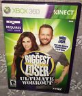 Biggest Loser Ultimate Workout Microsoft Xbox 360 2010 Fitness Exercise TV