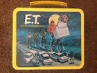 VINTAGE 1982 ET EXTRA TERRESTRIAL LUNCH BOX Lunchbox THERMOS ALADDIN 9 10 Mint