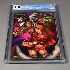 Grimm Fairy Tales St Pats Day Special  1 CGC slabbed and graded 98 NM MT