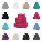 100% Egyptian Cotton Bale Set Luxurious & Highly Absorbent 10 PC Towel Bale Set