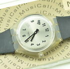 Vintage Swatch Musicall 90s Swiss Made Quartz Watch New Old Stock in Box SW1.112