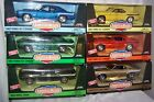 1 18 diecast 1969 Chevy Yenko Camaro Lot all of the 6 original colors