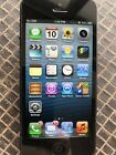 RARE Factory Unlocked Apple iPhone 5 16GB Black  Slate MAKE OFFER