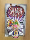 Marvel Comics Silver Age Spider Man GWEN STACY Action Figure Previews Exclusive