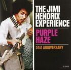 JIMI HENDRIX Purple Haze/51st Anniversa LP Record, Single, Maxi, Import 2014 NEW