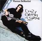 WARREN DEMARTINI Crazy Enough To Sing You JAPAN CD POCP-7190 1996 OBI