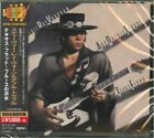 STEVIE RAY VAUGHAN & DOUBLE TROUBLE Texas Flood JAPAN CD SICP-5337 2017 NEW