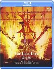X JAPAN X X Returns Facing The Animal Blu-ray, Color, Import WPXL-90035 2013 NEW