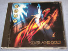 ADRIAN SMITH AND PROJECT Silver Gold JAPAN CD TOCP-5928 1989 OBI