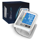 Automatic Digital Wrist Blood Pressure Monitor w/ USB Charger, FDA Approved