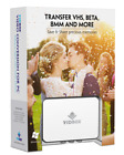 Convert Transfer Old VHS Tapes Beta 8mm Camcorder Tapes to DVD for Pc