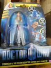 Dr Who Character Building Cyberman vs The Eleventh Doctor Temporal Blast Combat