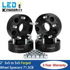 4Pcs 2 6 Lug 6x55 Wheel Spacers Adapters For Chevy Silverado 1500 Suburban