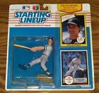 1990 DON MATTINGLY Starting Lineup Action Figure with 2 Cards