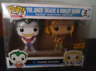 Funko Pop DC The Joker and Harley Quinn Beach Hot Topic Exclusive