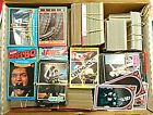 Box Lot Movie Cards Gremlins Jaws 2 Here's Bo Raiders ET Dallas Star Wars Queen